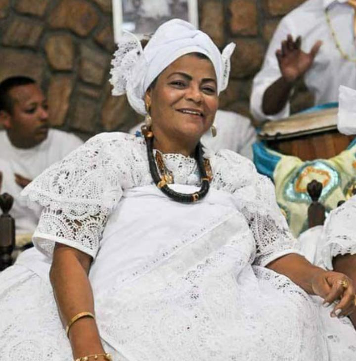 Mameto Zinguere de Oxum